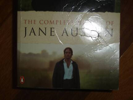 THE COMPLETE NOVELS OF JANE AUSTIN Cardiff South Lake Macquarie Area Preview