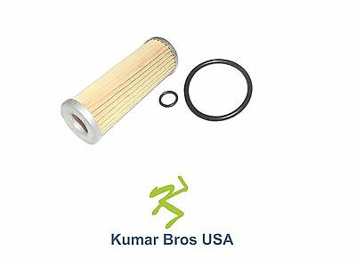 New Kubota Fuel Filter With O-rings B6000 B6100 B5100 B7100 B7300