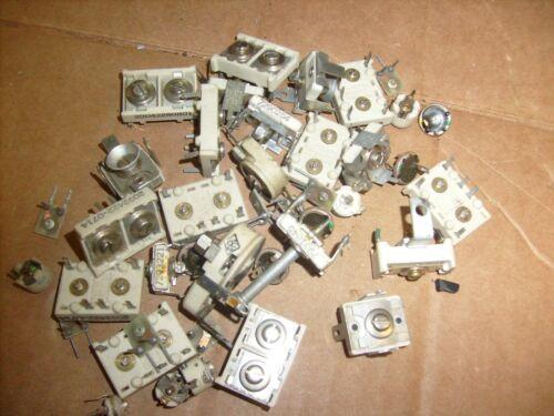 40 lot Potentiometer Trim Pots Electro Motive -  mixed Lot