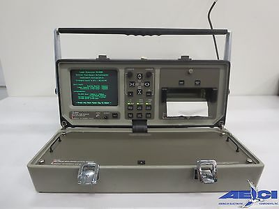 Laser Precision Corp Td9950 Optical Time Domain Reflectometer Wx-y Plotter-6