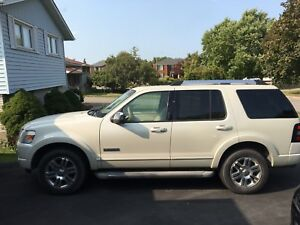 2006 Ford Explore Limited