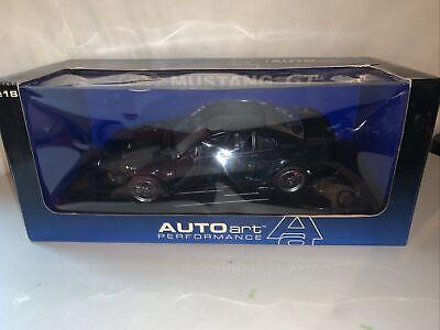 2001 Ford Bullitt Mustang GT (Green) 1/18 Diecast Model By Autoart Models