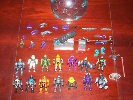 halo figurines, and accesories bulk lotment Grafton Clarence Valley Preview