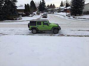 2013 Jeep  Rubicon
