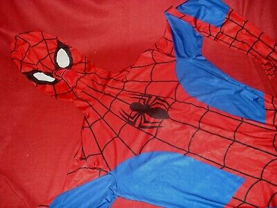 Marvel Amazing Spider Man 2nd Skin Costume - Second Skin Suit Costume - Size XL