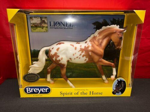 Breyer 760247 Spirit of the Horse Lionel 2020 Flagship Dealer Special Edition