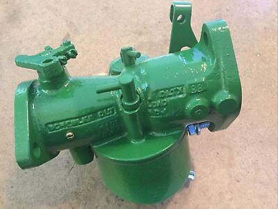 John Deere Dltx 33 Early Styled A Tractor Carb Carburetor 1940s