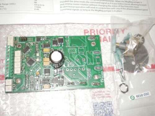 NEW Minarik DC6-12/24-4Q Speed Control Drive