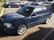 2001 Hyundai Accent Clarkson Wanneroo Area Preview