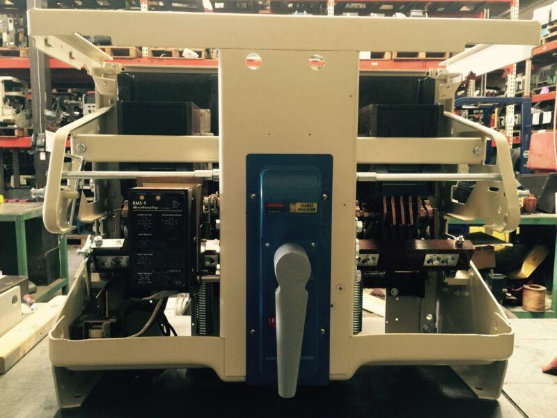 Ak-2a-100 Mo Do Rms9 Trip Unit General Electric 4000 Amp 1 Year Warranty