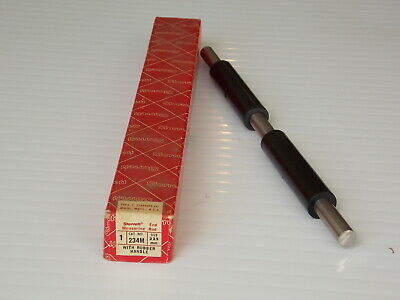 Starrett 225mm 234m Micrometer Calbration Standard With Rubber Handle 10
