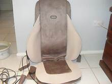 Massage Seat Electric - Homedics Sandstone Point Caboolture Area Preview