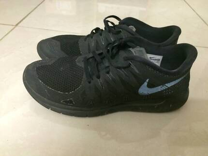 Nike Free Run 5.0 Men's All black size 9 US 8 UK