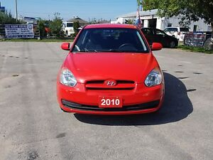 2010 Hyundai Accent L!!CERTIFIED!!WARRANTY!!FINANCING!!
