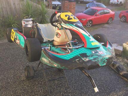 GO KART 125cc ROTAX MAX