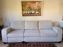 Stunning 4 Seater Couch / Sofa Plus Ottoman - New Condition Beecroft Hornsby Area Preview