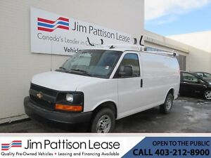 2017 Chevrolet Express 2500 4.8L RWD Fully Up Fitted Cargo Van w