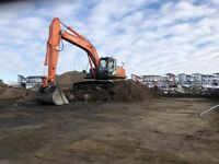 EXCAVATOR SERVICES AND MUCH MORE