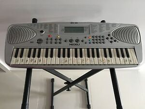 Medeli MC-36 Electronic Keyboard & Stand Bulleen Manningham Area Preview