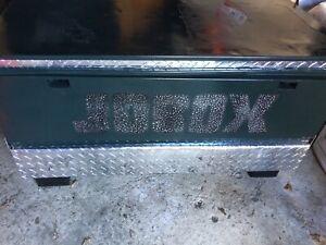 Jobox Heavy Metel 42X20X20. With Stainless kick plate