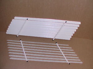 TC-TD CORTINA STATION WAGON SIDE VENETIAN BLINDS / AUTO SHADES