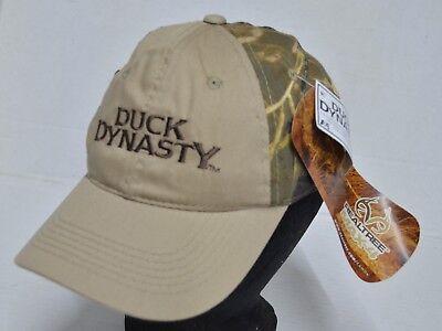 Duck Dynasty Hat Cap Swap Camo Hat Cap Realtree Max-4