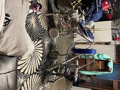 Titan 840 High Rider Series Metal Airless Paint Sprayer 805-016 - 78 Hp 0.54...