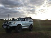 Toyota Hilux Turbo diesel Byford Serpentine Area Preview