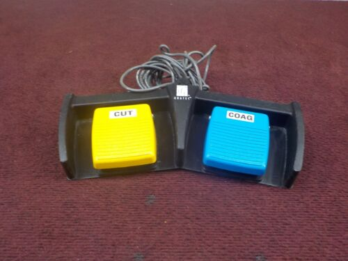 815002-01 FOOTSWITCH Aquiline 971-SWNOM Oratec ESU Foot Pedal(B2-1)