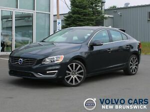 2014 Volvo S60 T6 AWD   SUNROOF   HEATED LEATHER