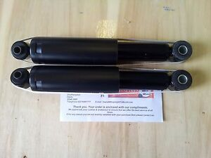 VAUXHALL ASTRA H 2 X REAR SHOCK ABSORBERS 1.6 1.7 1.8 1.9 (2004-2010) N/S + O/S