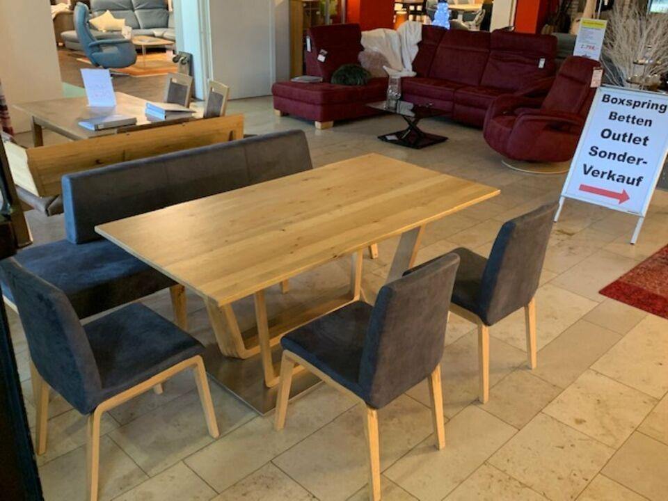 """Tischgruppe SCHÖSSWENDER Bank, Tisch und 3 Stühle """"SOFORT"""" in Birkenau"""