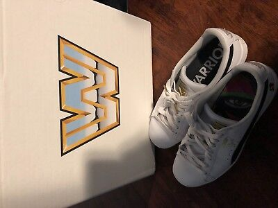 WWE X Puma X Alexander-John Restricted Ultimate Warrior, Size 8.5, VERY RARE