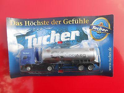 Modell LKW Bier Truck Bierlaster Scania 164L 580 V8 Tucher CoolKeg  HS 1