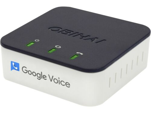 Obihai OBi200 1-Port VoIP Adapter with Google Voice and Fax Support Brand New