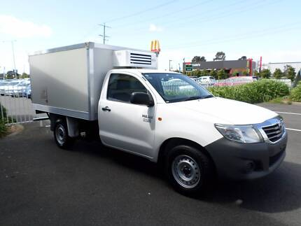 2012 Toyota Hilux Ute with Fridge Traralgon East Latrobe Valley Preview