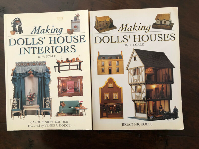 Making Dolls Houses Brian Nickolls & Making Dolls