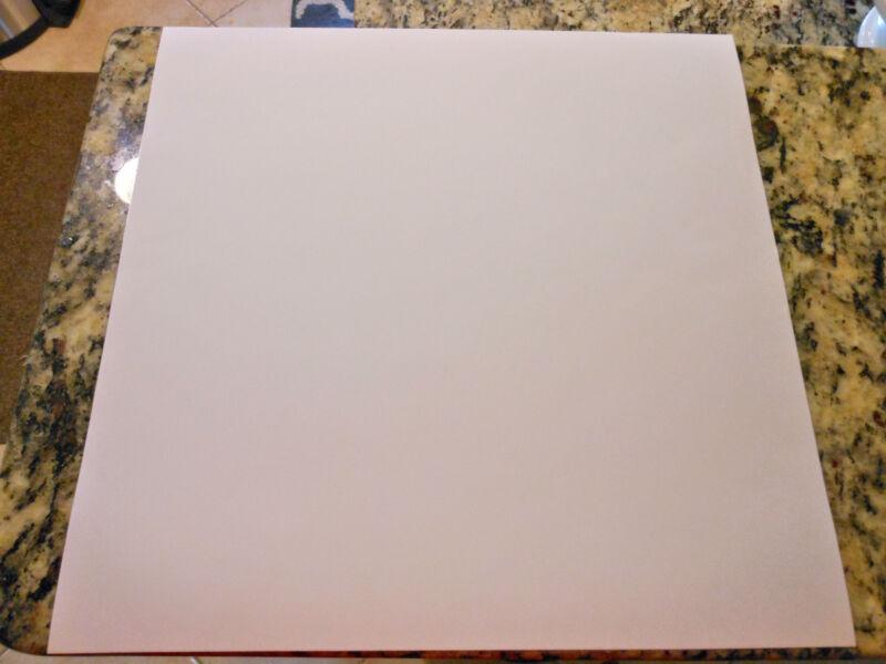 Inkjet printable matte vinyl - 10 Pack (8.5in x 11in sheets)