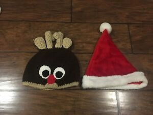 Toddler Christmas Hats