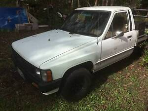 1984 Toyota Hilux Other 1990 as parts Tewantin Noosa Area Preview