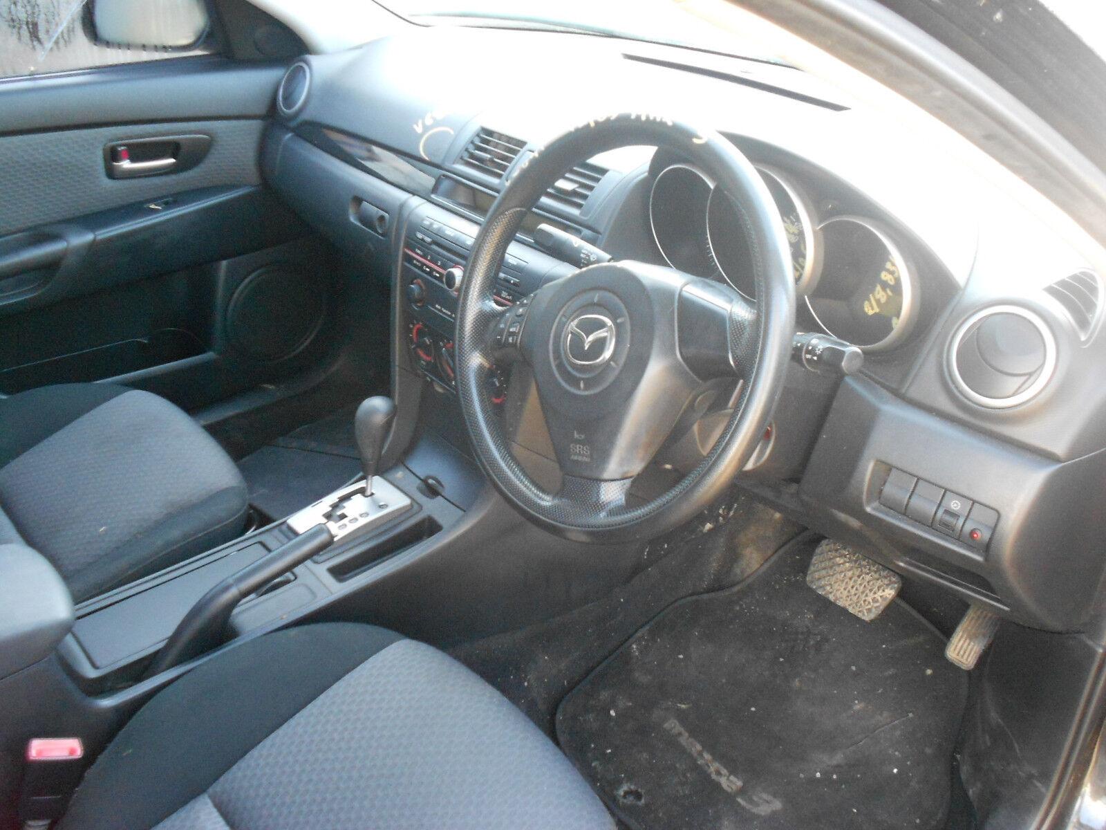 2005 mazda 3 sedan automatic transmission s n v6841. Black Bedroom Furniture Sets. Home Design Ideas