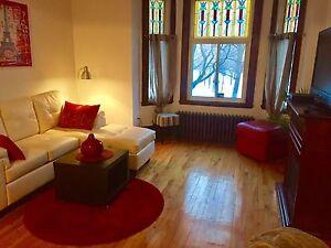 URGENT Superbe appartement Plateau!