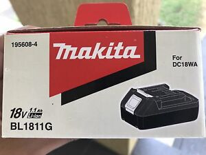 Makita battery 18v Lidcombe Auburn Area Preview