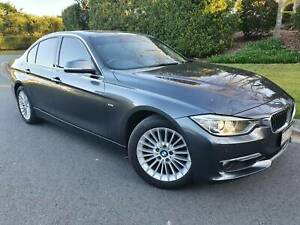 2012 BMW 320i Automatic Sedan - 5 YEAR WARRANTY - FULL SERVICE HISTORY Sippy Downs Maroochydore Area Preview
