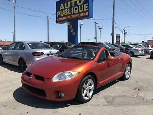 Mitsubishi Eclipse Spyder 2007 Sportronic GT-P