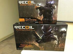 Recoil Starter set + RK45 spitfire