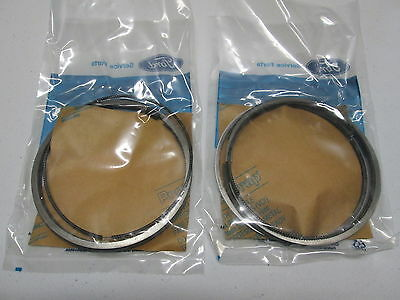 Ford OEM Partial Piston Ring Set NOS E8TZ-6148-AA 7.3L 1988 F250 F350
