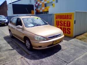 2000 Kia Rio Hatchback 1 Year Roadside Assist Woy Woy Gosford Area Preview
