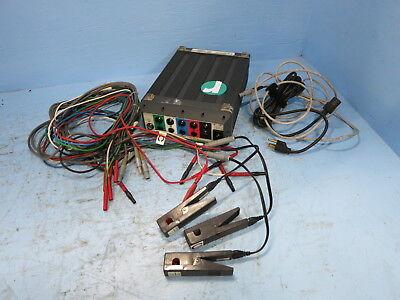 Reliable Power Meters Model 1656 24-000-1656 Fluke Volts AC 85-264 Vrms 40 VA