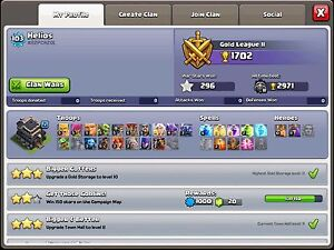 Paper  clip with free th9 account attached